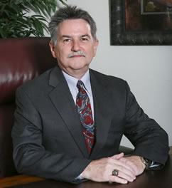 Randy Speed, Founder and President of Speed Consulting, LLC.